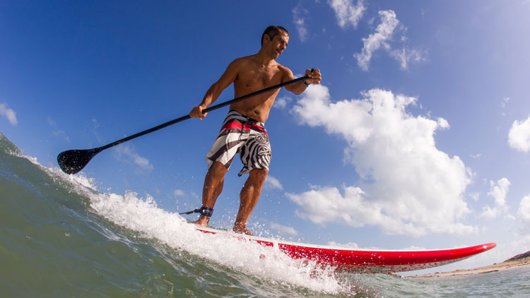 Paddleboard Advanced