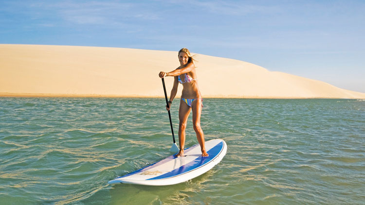 Paddleboard Beginner